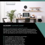 Web SAC9CRW Kantoor voorkant flyer