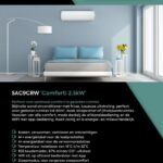 Web SAC9CRW Slaapkamer voorzijde flyer